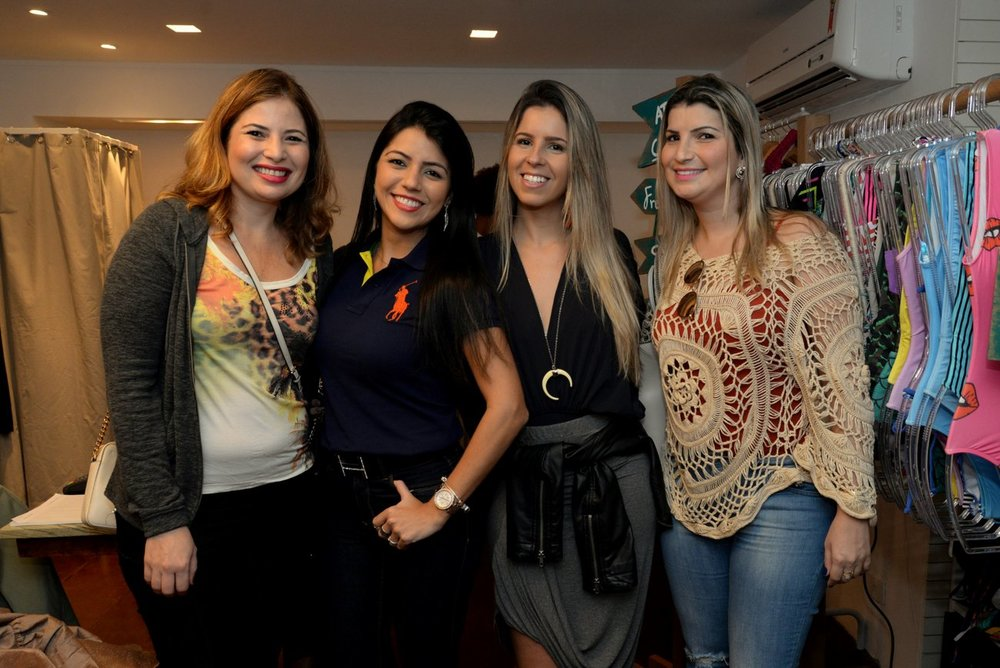 Adriana Alencar, Nathalia Carvalho, Sheila Rocha e Emanuelle Capella.JPG