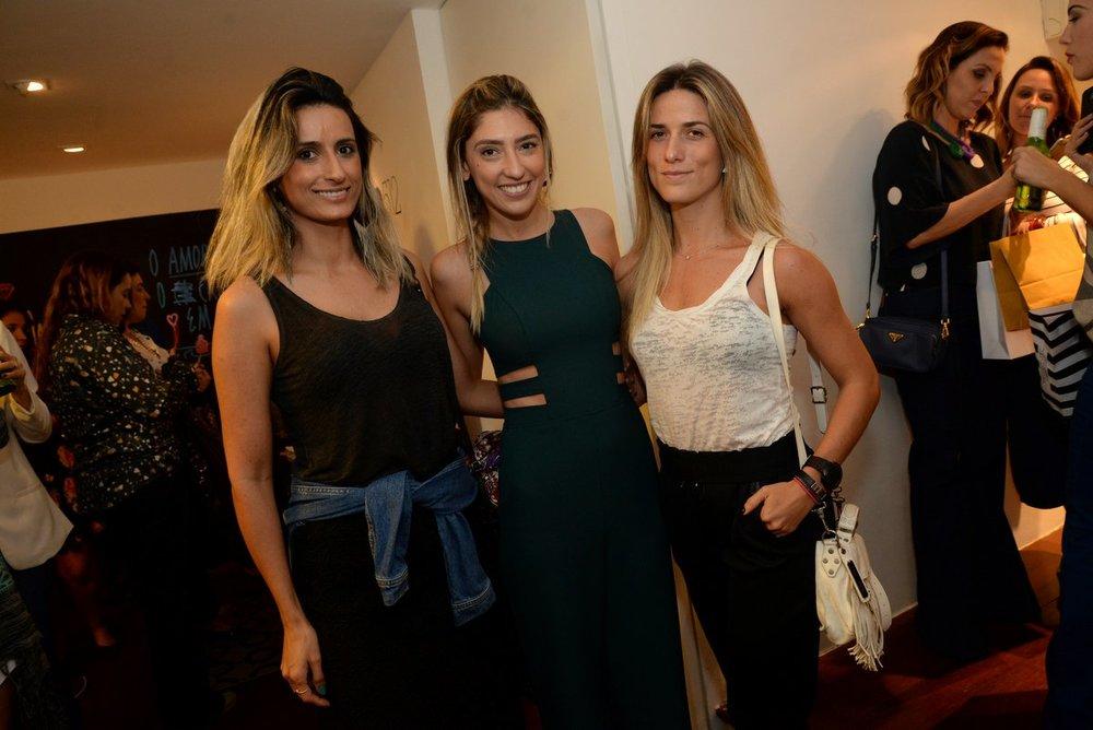 Rafaela Ramalo, Lu D'Angelo e Renata Americano.JPG