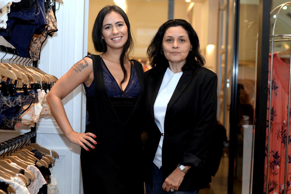 DJ Bee Alves e Isa Albuquerque.JPG