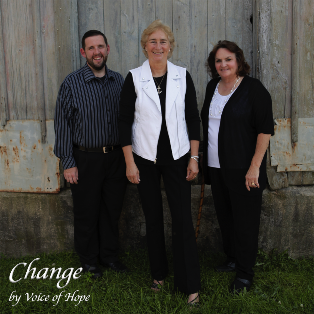 Find Change on iTunes by clicking the image above.