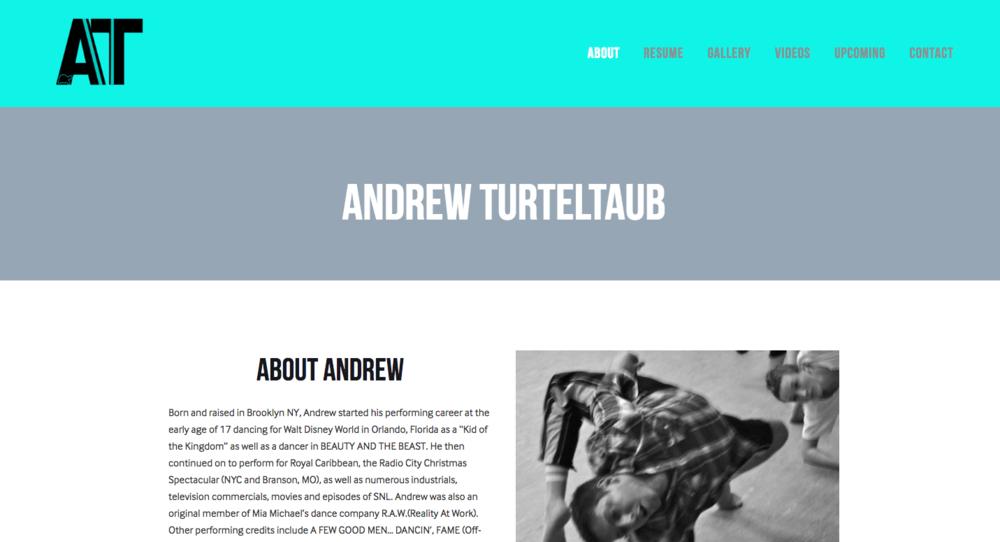 Andrew Turteltaub