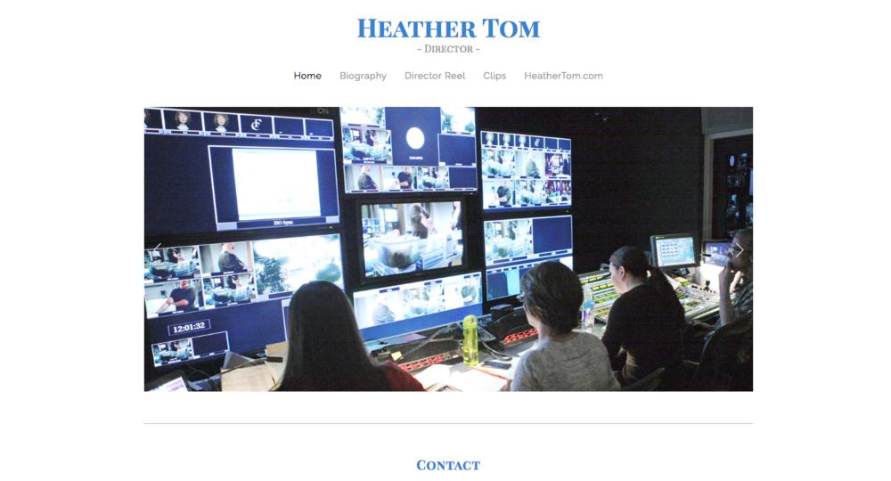 Heather Tom - Director