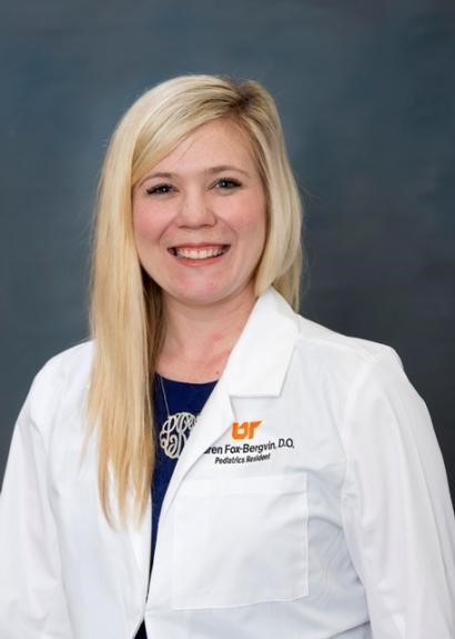 Dr. Lauren Fox-Bergvin