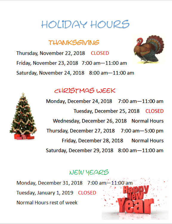 2018_Holiday_Hours.png