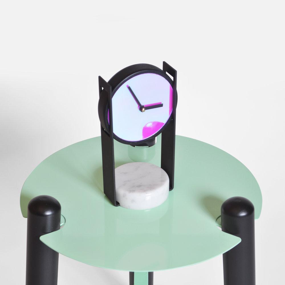 clock on nub table.jpg