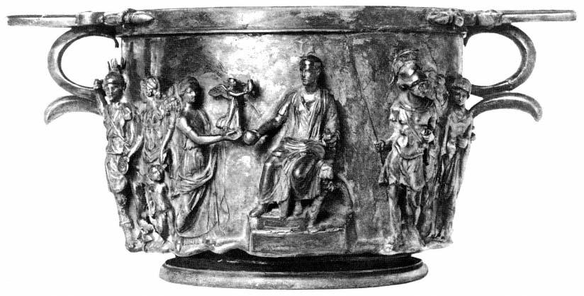 Caesar Augustus' Power