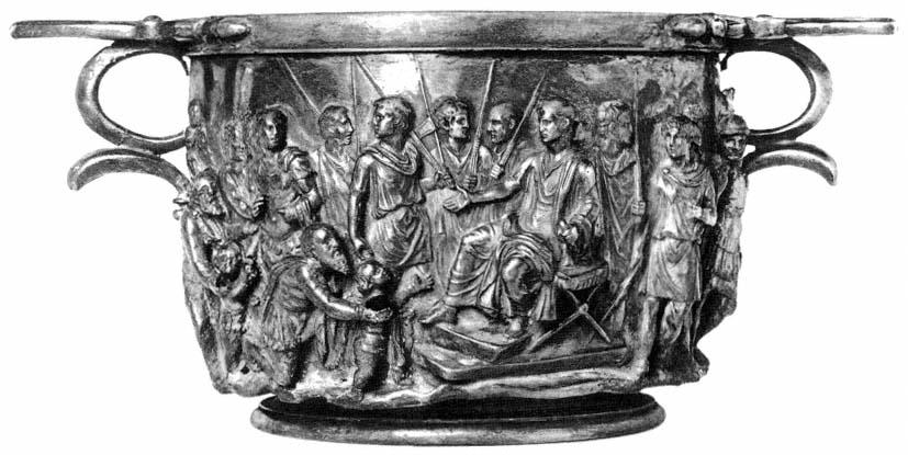 Caesar Augustus' Mercy