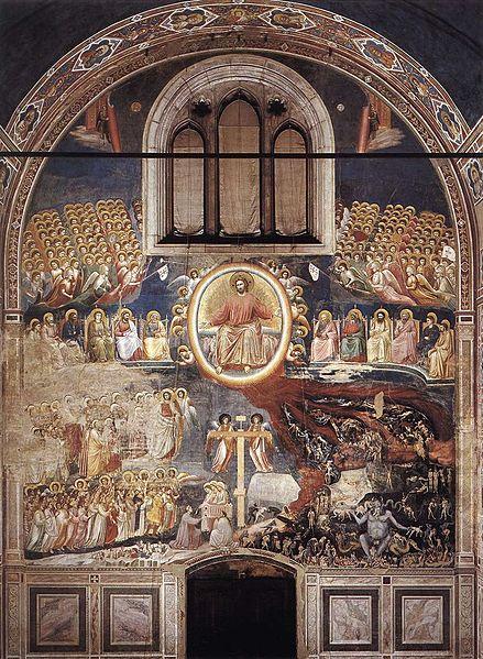 Giotto di Bondone, Last Judgment, 1306