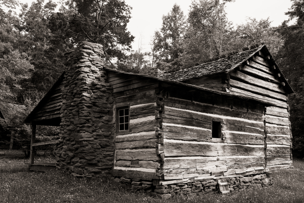 Walker Sisters' House