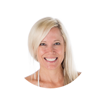 Tammy Lyons Certified & Registered Yoga Teacher, Studio Owner