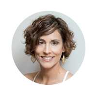 Daneen Farrall Certified & Registered Yoga Teacher