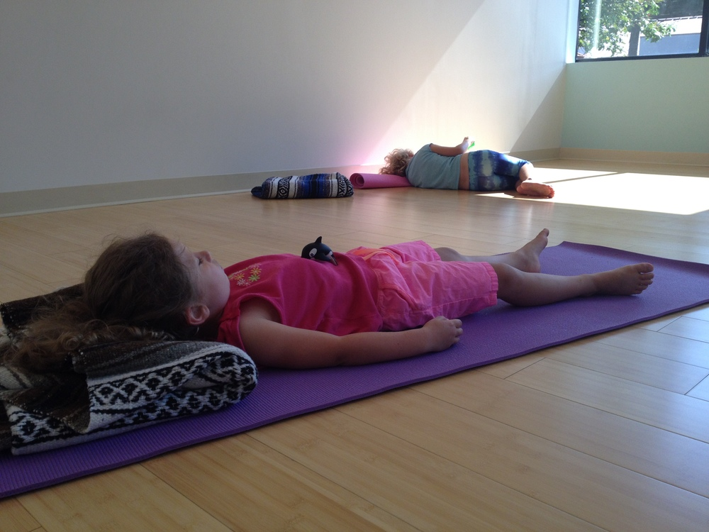 Research is showing that kids yoga has many benefits.