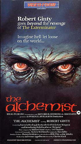 is the alchemist a movie