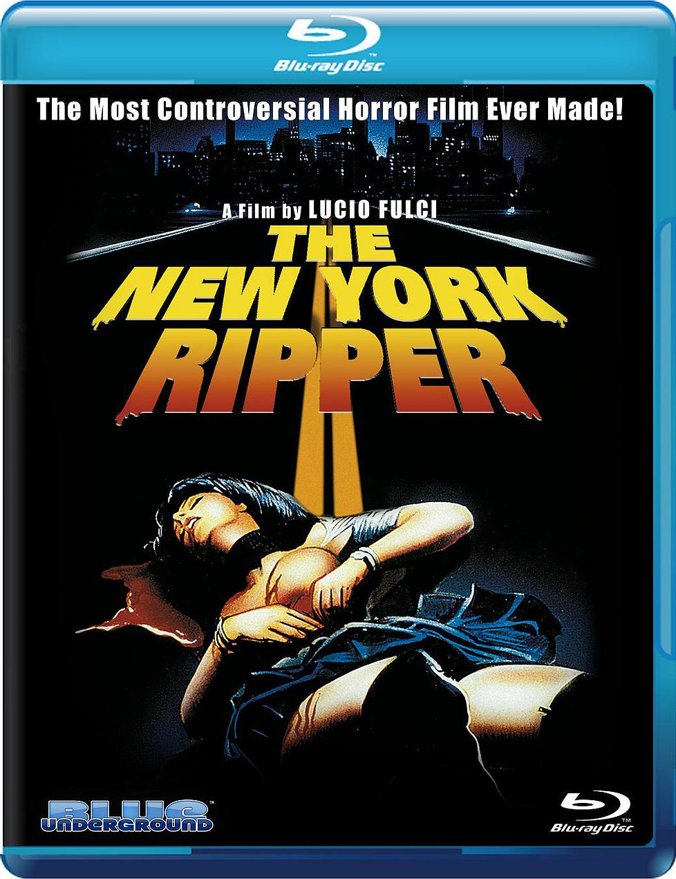 "Watch Lucio Fulci's infamous ""New York Ripper"" in full! And beware of quaking ducks."