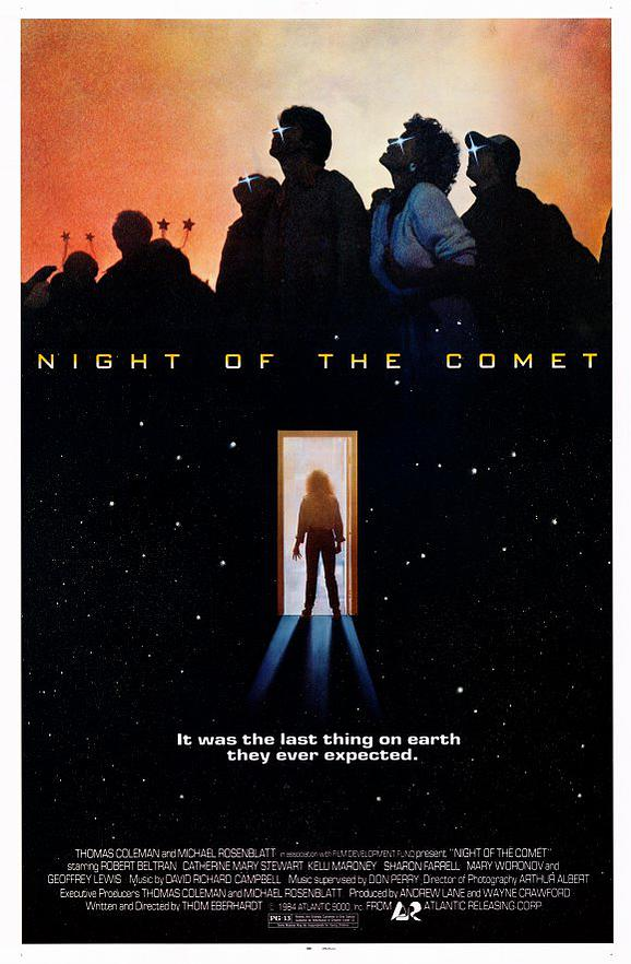 Girls just wanna have fun, right!? Well, in Night of the Comet, that certainly rings. true.