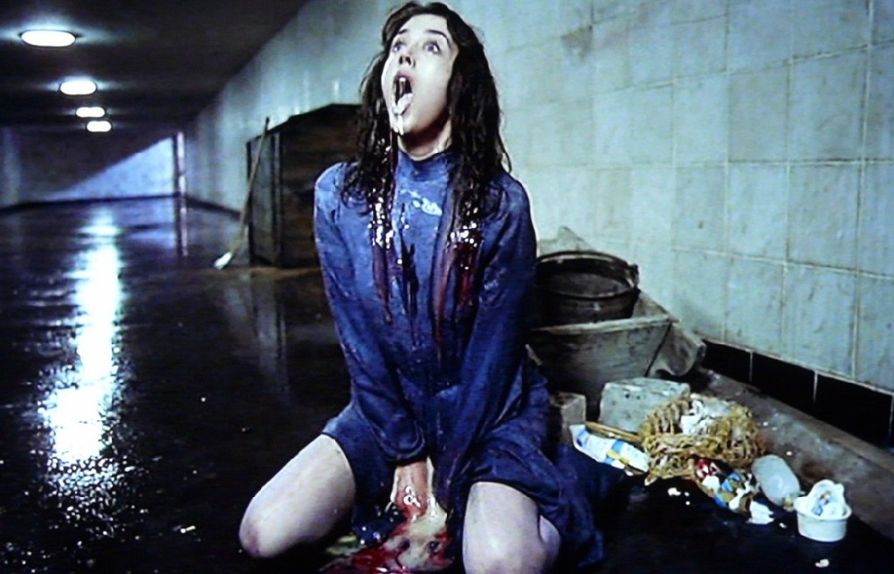 "Leave it to a movie called ""Possession"" to contain the greatest possession scene ever!"