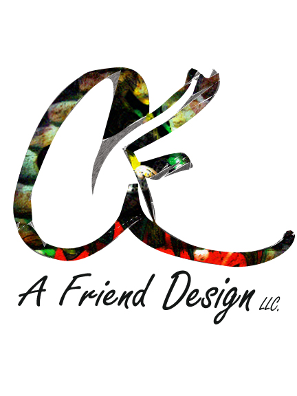 A Friend Design LLC. Graphic Design