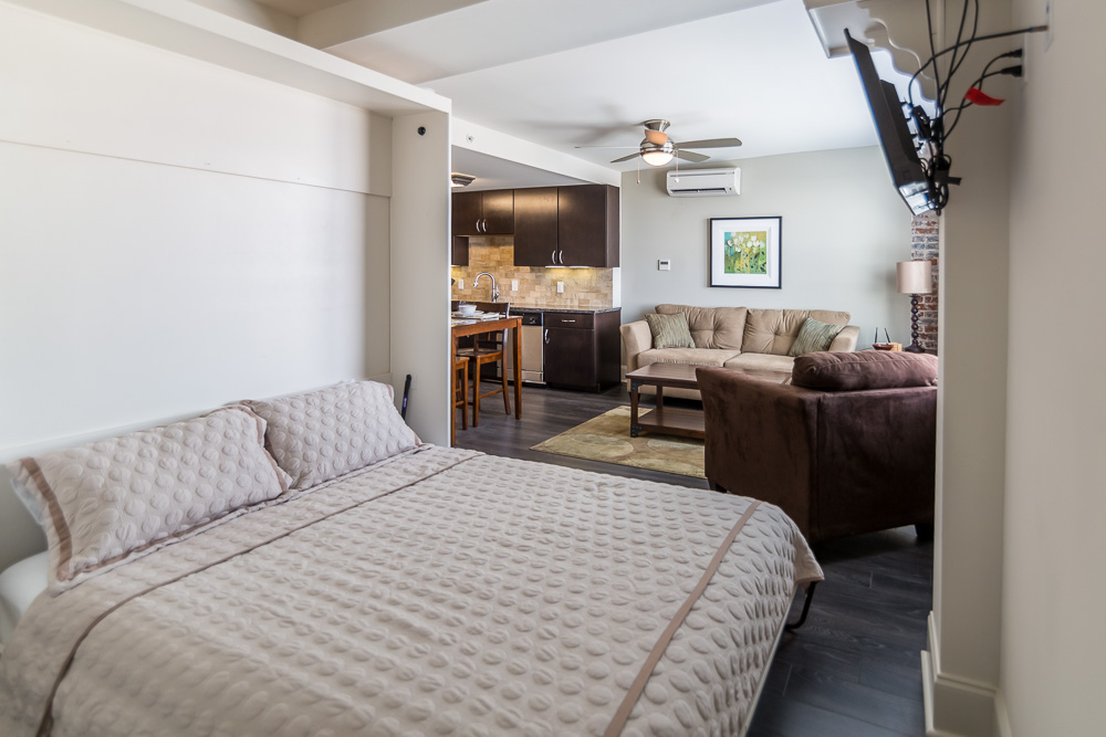 Loft 04 Murphy Bed