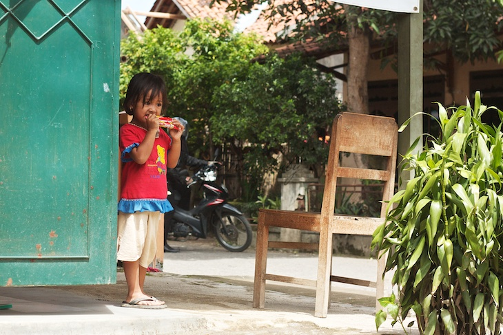 Village in Central Java