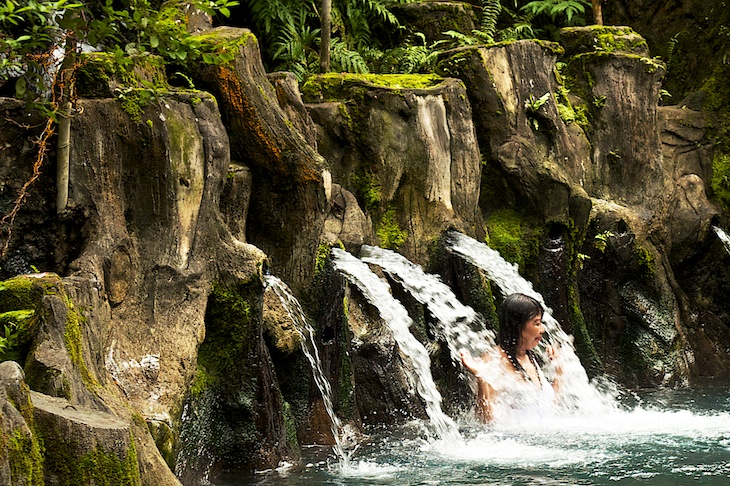 Guci hot springs