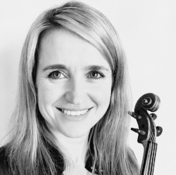 Emma Perkins - violin