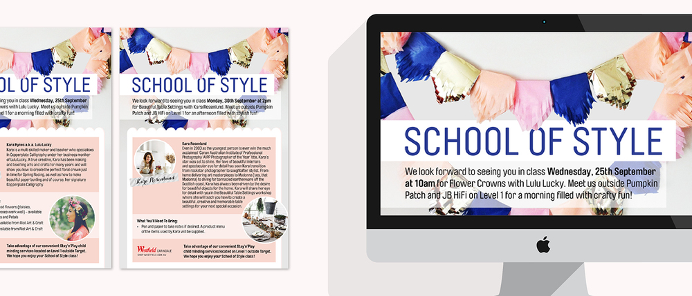 westfield-carindale-school-of-style-campaign