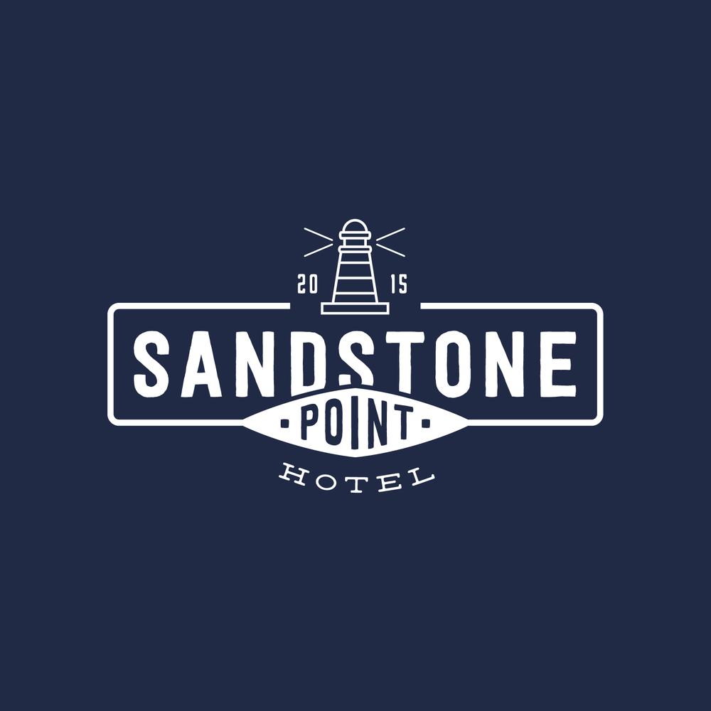 Sandstone Point Hotel Brand Identity Design