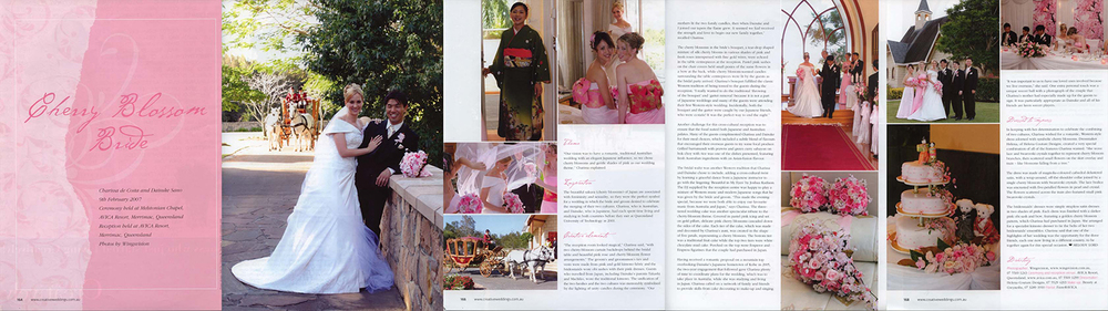 Creative Weddings Magazine 2007