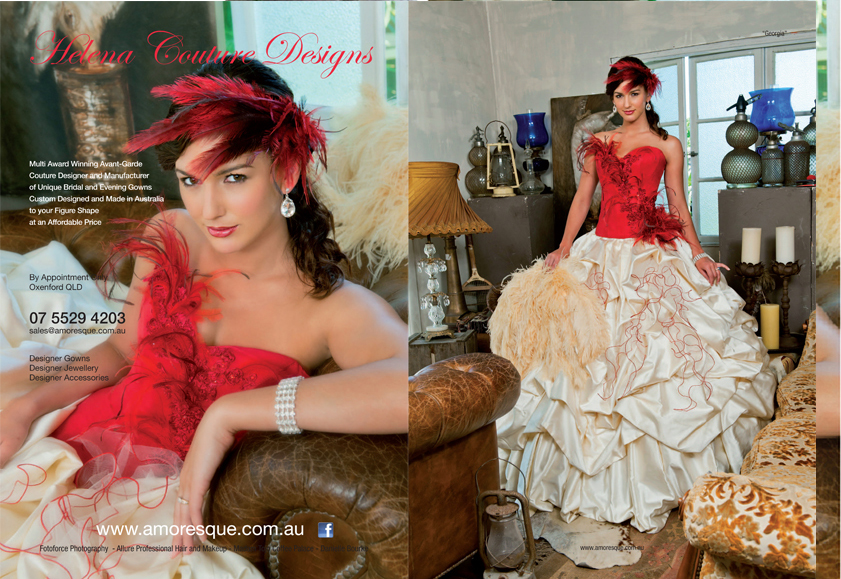 Queensland Brides Magazine, Autumn 2012