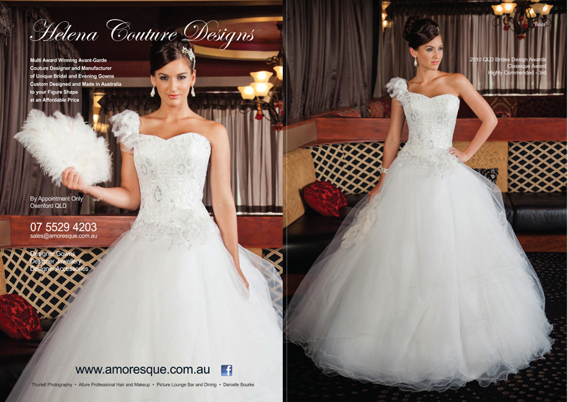 Gold Coast Weddings Magazine, Autumn 2012