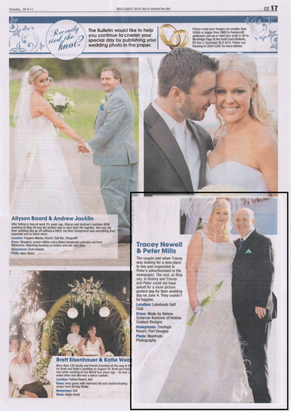 Gold Coast Bulletin 2011