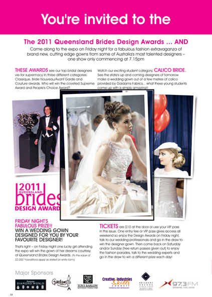 QLD Brides Magazine