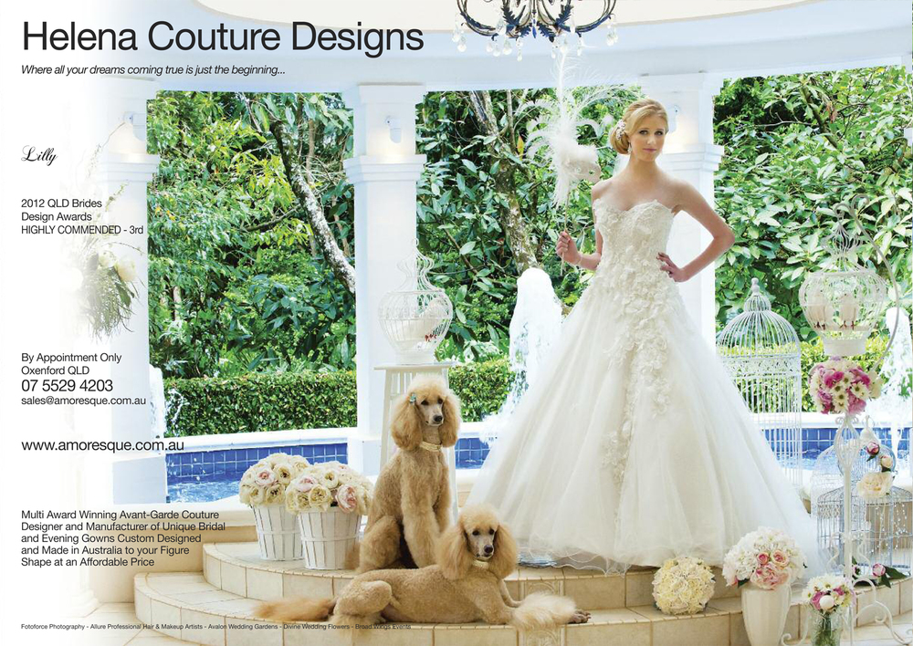 Gold Coast Wedding Magazine – Spring 2013