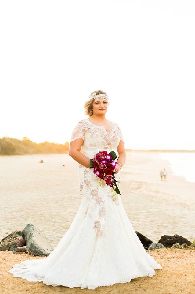 Real Bride Tiarne