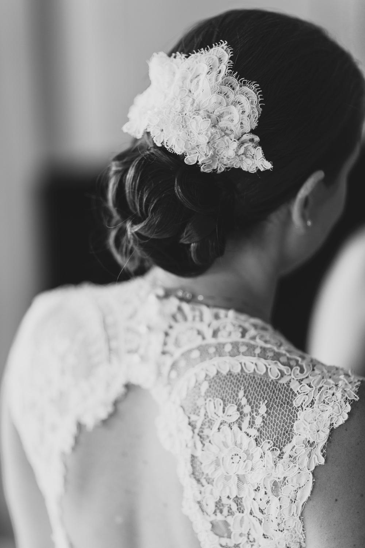 real bride - michelle