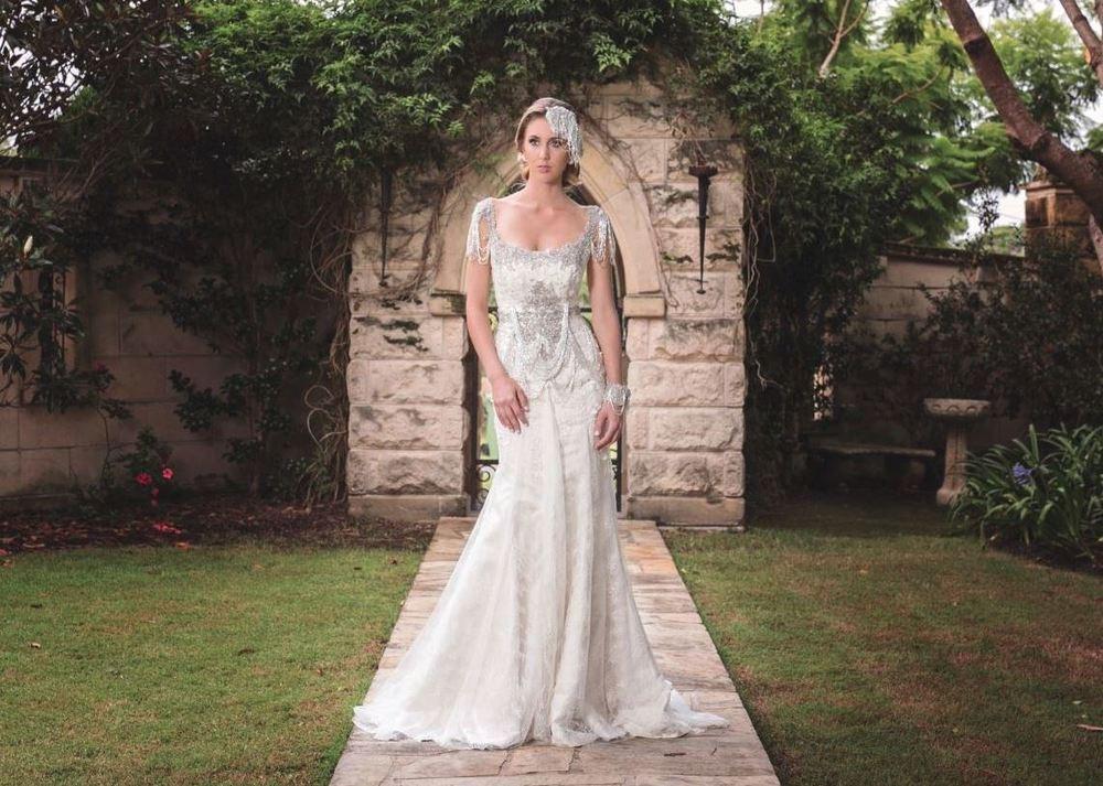 Marianna - couture wedding dress