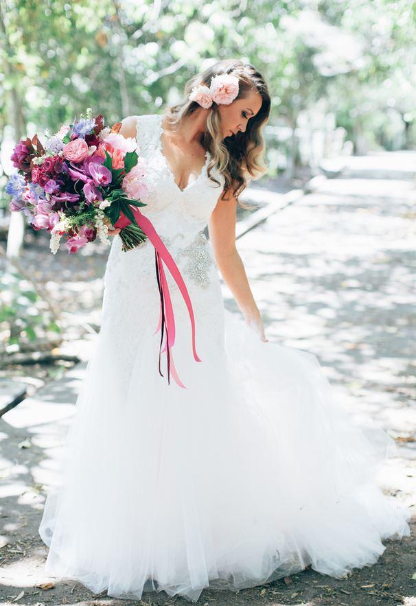 Elise - real bride