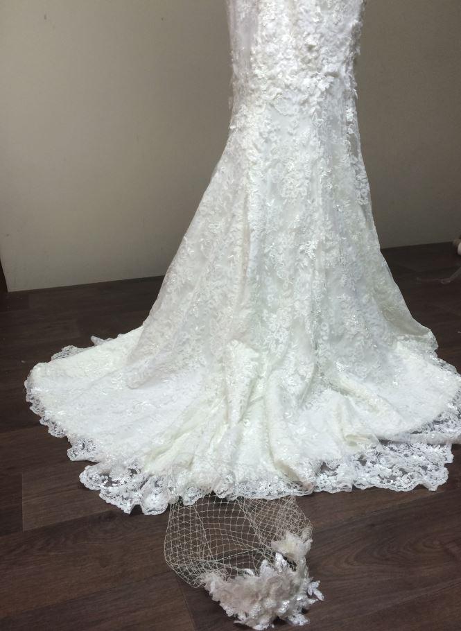 Real Bride Clare