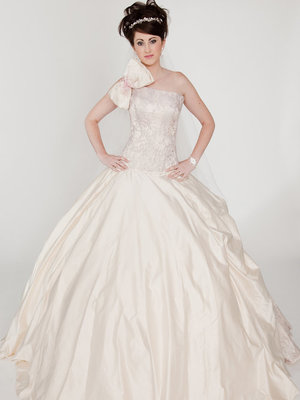 Jesenka - 2009 QLD Brides Design AwardsCouture AwardWINNER