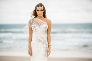 Kirsten - 2014 QLD Brides Design AwardsAvant-Garde AwardRunner Up - 2nd place