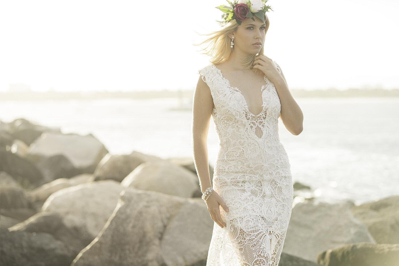 Helena Couture Designs Modern Bride