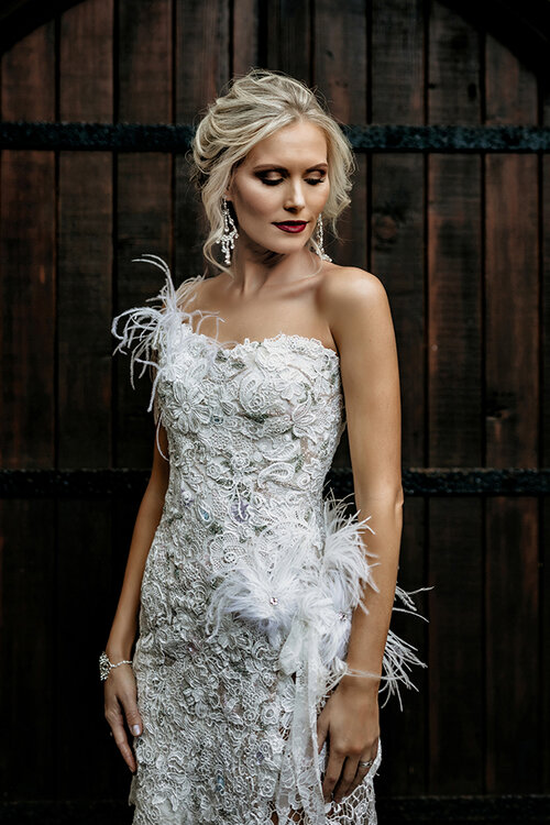 Helena Couture Designs Cutting Edge Bridal