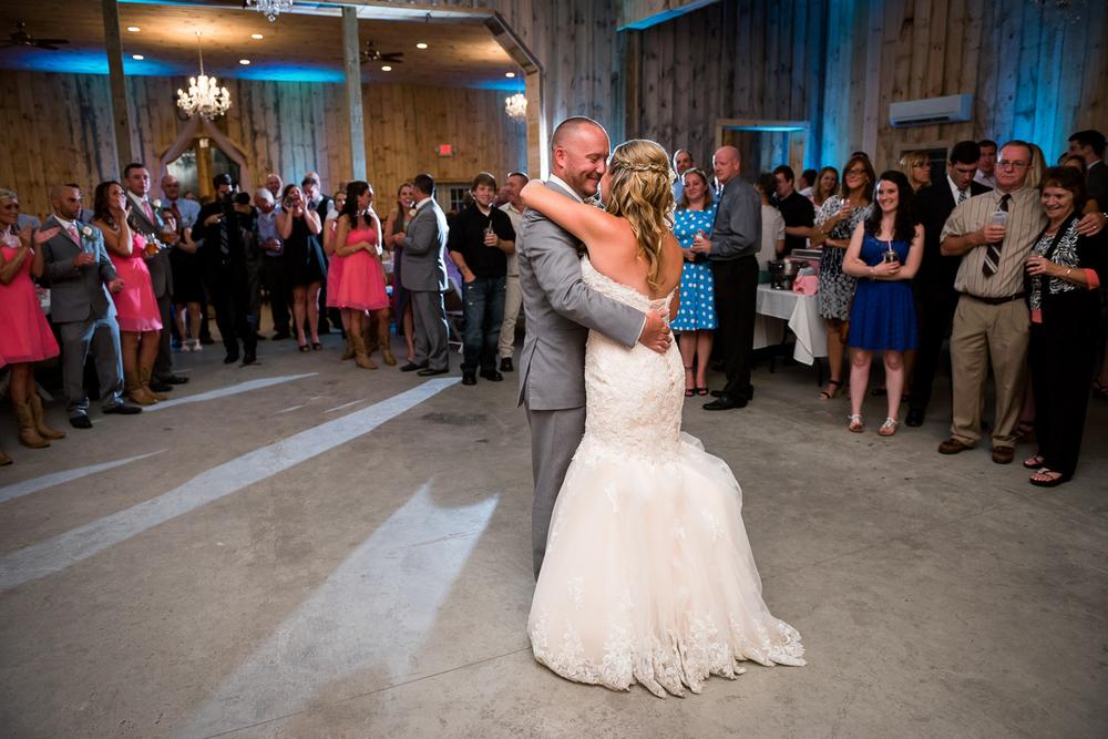 first dance full length photo