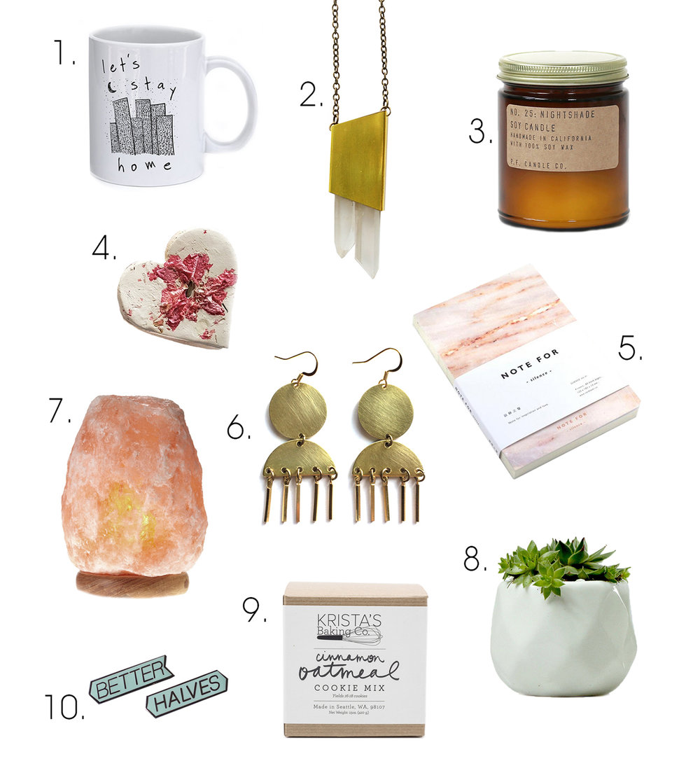 Valentine's Day Gift Guide Under $50