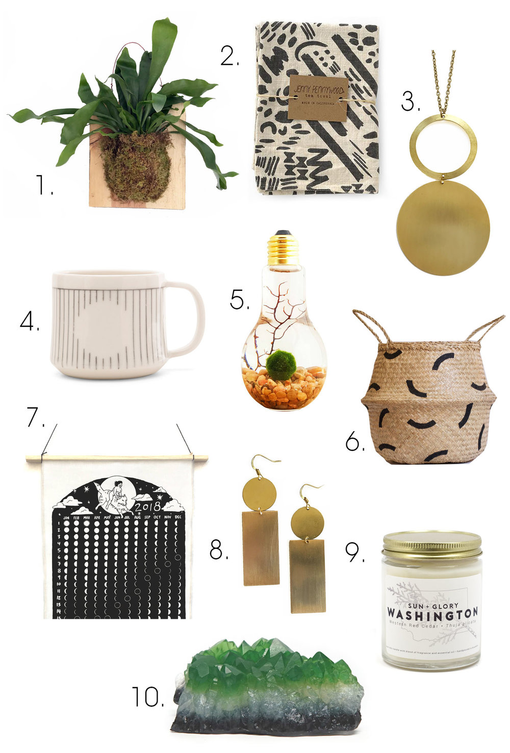 2017 Holiday Gift Guide - Support Small Businesses