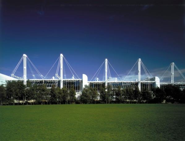 Sydney Exhibition Centre, Cox Richardson