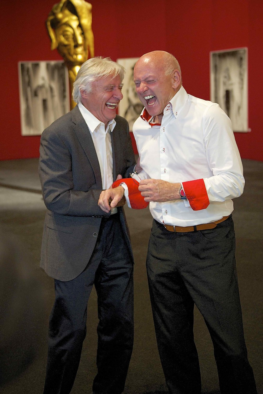 Emil und Rolf Knie