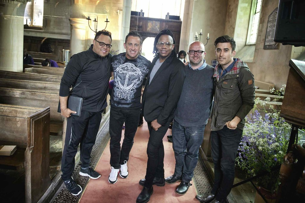 Israel Houghton/Duncan Phillips/Michael Tait/Tim Jupp/Phil Wickham