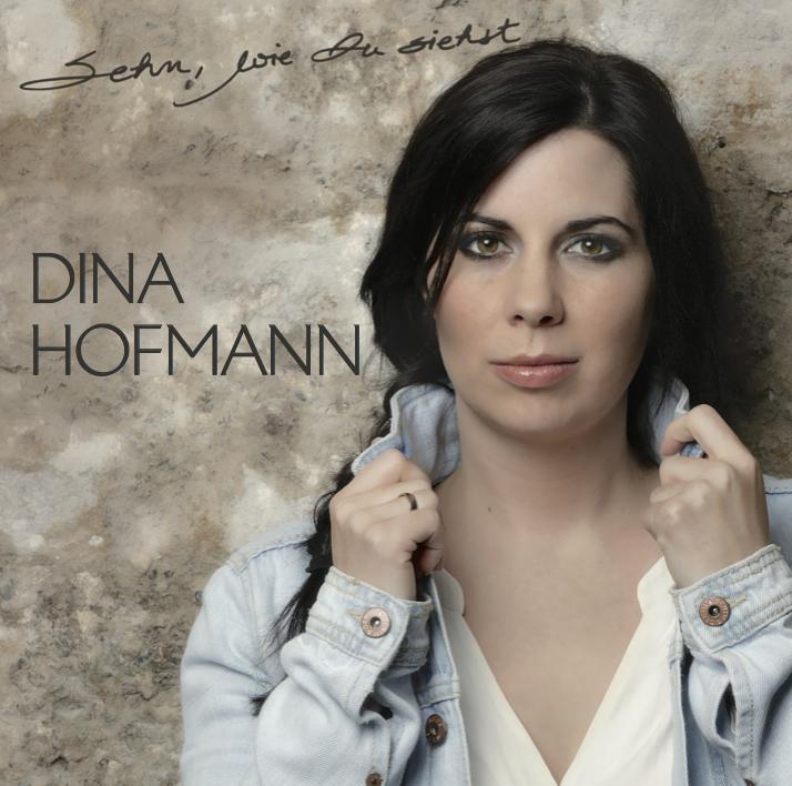 Dina Hofmann CD Cover