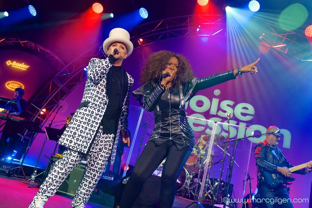 Boy George & Deedee Foster